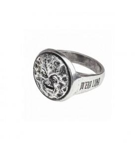 Alchemy England- Anello R218Q Mera Luna Moon Ring