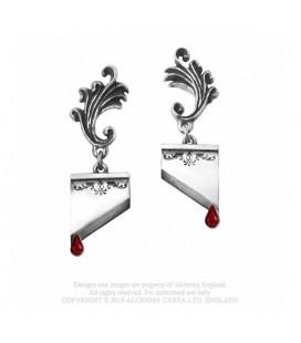 Alchemy England- Orecchini E310 Earrings Marie Antoinette