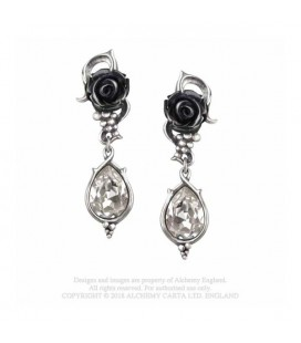 Alchemy England- Orecchini E347 Bacchanal Rose
