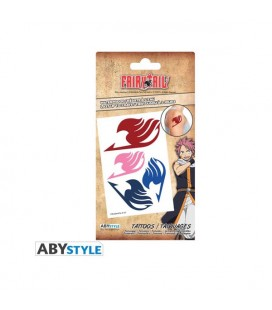 Aby Style - Fairy Tail - Tattoos