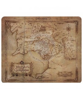 "THE LORD OF THE RINGS - MOUSEPAD - ""MAP ROHAN E GONDOR"""