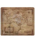 """THE LORD OF THE RINGS - MOUSEPAD - """"MAP ROHAN E GONDOR"""""""
