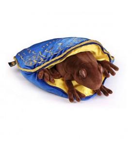 Noble Collection -Harry Potter - Chocolate Frog Plush & Pillow - Rana di cioccolato peluche