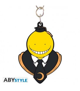 ASSASSINATION CLASSROOM -PORTACHIAVI/KEYRING - SENSEI