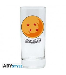 DRAGON BALL - BICCHIERE/GLASS - SFERA 4 STELLE/SPHERE 4 STARS