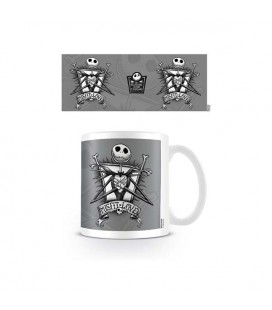 Pyramid International - Disney - The Nightmare before Christmas - Tazza Mug Misfit Love Bianco