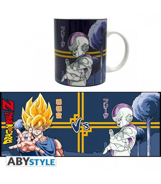 Tazza Dragonball Z - Freezer vs Goku - da 320 ml - Abystyle mug