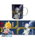 Tazza Dragonball Z - Freezer vs Goku - da 320 ml - Abystyle