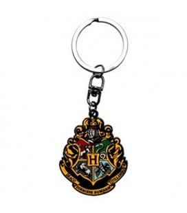 "HARRY POTTER - PORTACHIAVI/KEYRING - STEMMA/BADGE ""HOGWARTS"""