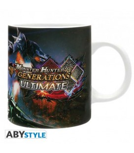 "MONSTER HUNTER - MUG/TAZZA 320ML - ""ULTIMATE"""