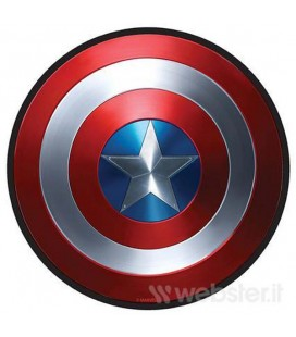 "MARVEL - MOUSEPAD - ""CAPITAN AMERICA SHIELD/SCUDO"""