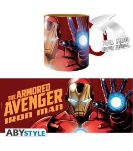 "MARVEL - MUG/TAZZA KING SIZE 460ML ""IRON MAN"""