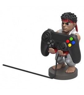 "STREET FIGHTER - GADGET - LOADER/CARICATORE TELEFONO/PHONE AND CONTROLLER ""RYU"""