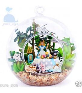 Kit Assemblaggio - Casa Delle Bambole - Enchanted Forest - Kit Di Assemblaggio - Modellismo