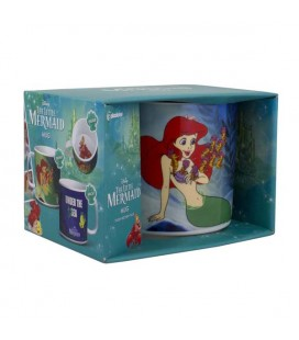 Sirenetta - Little Mermaid - Paladone - Under the Tea Mug - Tazza 380 Ml - Ceramica - 14 cm