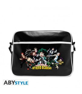 "MY HERO ACADEMIA - SHOULDER BAG/TRACOLLA - ""GROUP"""