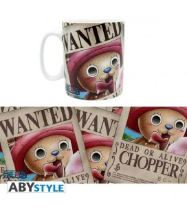 "ONE PIECE - MUG/TAZZA - KING SIZE 460ML - ""CHOPPER"""