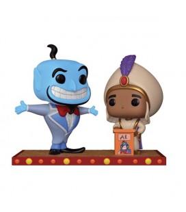Aladdin - Aladino - Funko Pop - Movie Moment - Aladdin's Fist Wish - Scena Rappresentante il primo Desiderio di Aladdin