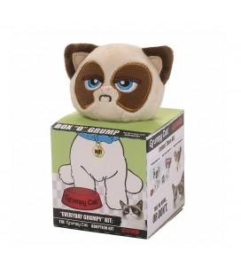Enesco - Gund - Peluche Everyday Grumpy, Multicolore - Grumpy Cat