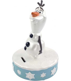 Frozen 2 - Paladone - Disney - Money Box - Salvadanaio - Olaf - Pvc 17 X 12 X 12 Cm