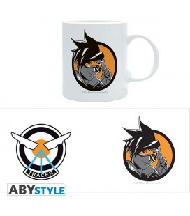 "OVERWATCH - MUG/TAZZA 320ML ""TRACER"""