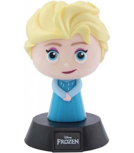 Frozen 2 - Paladone - Lampada Elsa - Lamp - Light - Icona - Led - Usb - 11 Cm - Pvc