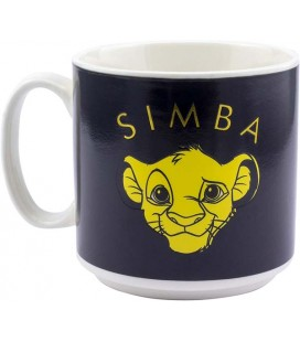 The Lion King - Il Re Leone - Paladone Products - Simba - Tazza Termica - Heat Change Mug - Cambia Colore - 300 Ml - Ceramica