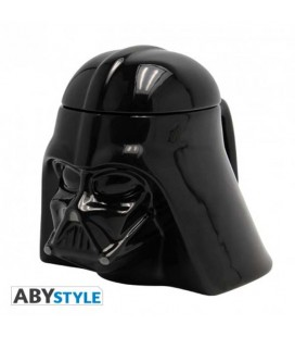 Star Wars - Abystyle - Disney - 3D Shaped Mug - Tazza - Tasse - 350 Ml Darth Vader