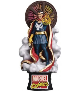 Dr. Strange - Doctor - Marvel - Avengers - Comics D-Stage 16 cm Diorama - Action Figure - Pvc