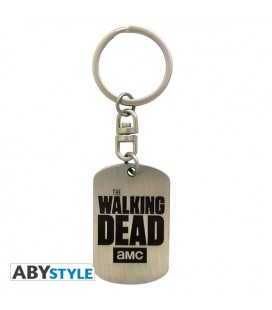 "THE WALKING DEAD - KEYRING/PORTACHIAVI ""TAG"""