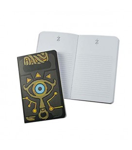 "THE LEGEND OF ZELDA - NOTEBOOK/QUADERNO ""SHEIKAH SLATE"""