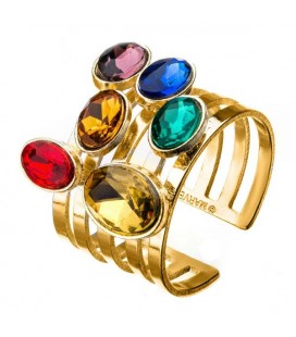 Infinity War Gauntlet - Adjustable Ring - Anello dell'Infinito - Official - Ufficiale - Taglia Regolabile - Sales One - Steel