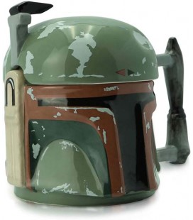ABYstyle - Star Wars - Boba Fett - 3D Shaped Mug - Tazza - 350 ml - Disney