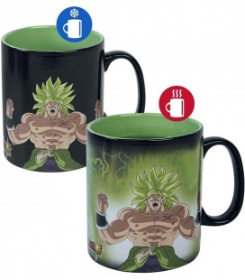 ABYstyle - Dragon Ball Super Broly - Tazza Heat Change Mug - 460 ml - Gogeta & Broly - Tazza Termica - Ceramica