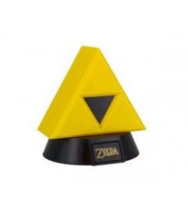 "THE LEGEND OF ZELDA - MINI LAMP/LAMPADA 10 CM ""TRIFORCE"""