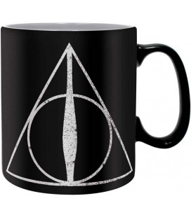 Harry Potter - Abystyle - Tazza Doni Della Morte - Deathly Hallows Mug - 460 Ml - Ceramica