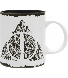 ABYstyle - Harry Potter - Doni della Morte - Deathly Hallows Mug - Tazza - 320 ml - Hogwarts