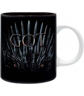 Game of Thrones - Trono di Spade - Abystyle - Mug - Tazza - For the Throne - 320 ml - Ceramica