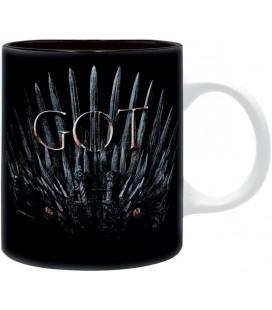 Game Of Thrones - Trono Di Spade - Abystyle - Mug - Tazza - For The Throne - 320 Ml - Ceramica