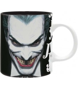 Batman - ABYstyle - DC Comics - - Tazza - 320 ml - Joker Sorriso - Smile - Ceramica