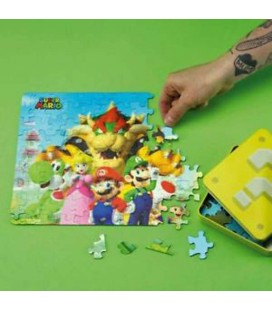 """SUPER MARIO - PUZZLE """"CHARACTERS/PERSONAGGI"""""""