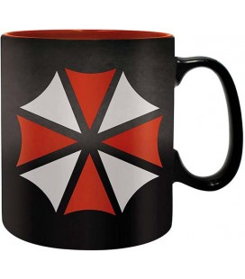 Resident Evil - Tazza Mug - 460 Ml - Umbrella Corporation - King Size Mug - Ceramica - Abystyle