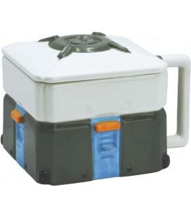 Abystyle - Overwatch - Lootbox 3D Mug 420 Ml - Ceramica - Mug - Tazza