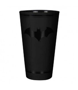 BATMAN - GLASS / BICCHIERE - 400 ML - 15 CM