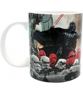 Star Wars - Disney - Abystyle - Tazza - Mug - 320 Ml Ceramica - Battaglia Dell'Impero - Ufficiale - Cappuccino - Caffè