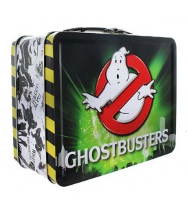 Ghostbusters - Tin Tote Ecto-1 Factory Entertainment - Metal Lunch Box