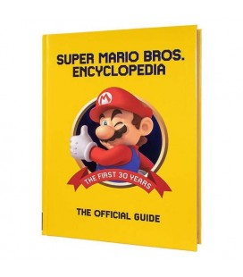 Super Mario Bros. Encyclopedia: The Official Guide to the First 30 Years 1985-2015 (Inglese) Classic Version Copertina rigida