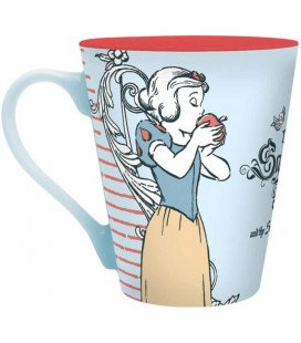 Tazza Biancaneve e la strega - Disney - Snow White - 250 ml - Abystyle mug