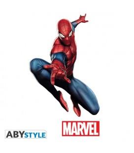 Spiderman Spider Man - Marvel - Abystyle - Ufficiale - Adesivo Scala 1:1 - Dimensioni 98 x 67 Cm