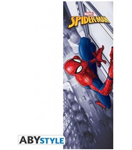 Spiderman - Spider Man - Door - Poster - Wallpaper - Abystyle - Ufficiale - 53 x 158 cm - carta laminata 170 gr